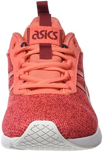 Asics Hn6f2, Chaussures Mixte Adulte Rouge (Hot Coral/Hot Coral)