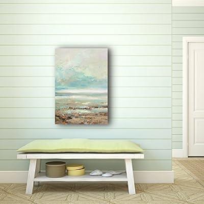 "Portfolio Canvas Decor Ocean Sky I by Elinor Luna Wall Art, 24 x 36"""