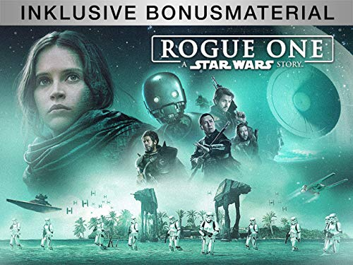 Rogue One: A Star Wars Story (inkl. Bonusmaterial) [dt./OV]