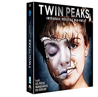 Twin Peaks - L'intégrale Série TV + Film 10 Blu-ray [Intégrale Prestige Blu-ray] (B00H1YZIPA) | Amazon price tracker / tracking, Amazon price history charts, Amazon price watches, Amazon price drop alerts