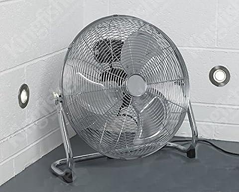 Kingfisher Limitless Industrial Fan, 18 Inch