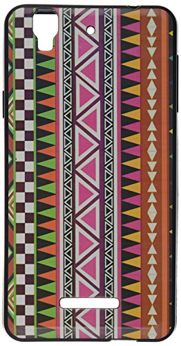 iCandy UV Printed Matte Finish Soft Back cover for Micromax Yu Yureka -VERTIRJ  available at amazon for Rs.99