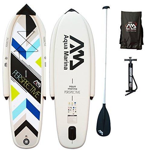 AQUA MARINA, PERSPECTIVE+ALU-Paddle, Paddle Board, SUP,… | 04260472531723