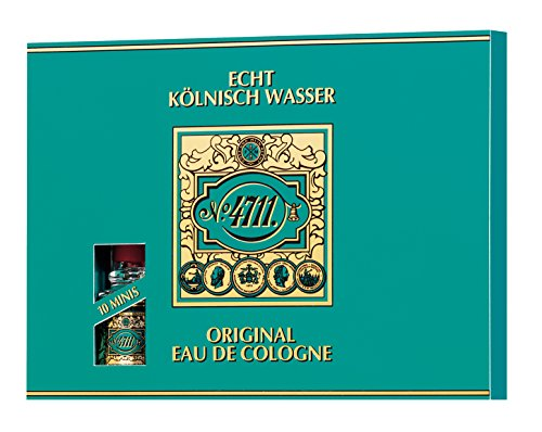 Eau de Cologne 4711 original Minis Set Eau de Cologne, Spray, 30 ml