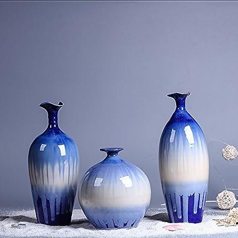 Loopsd Porcellana Forno Antico cambiare vaso tre - Pezzo nuovo