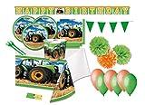 Irpot Kit n 54 Coordinato tavola Compleanno Trattore