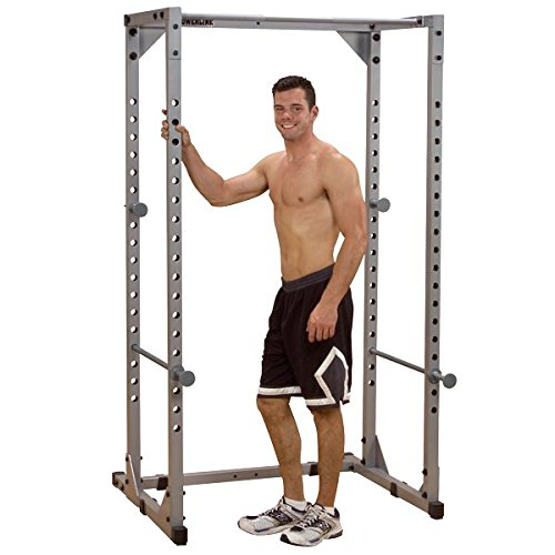 Body-Solid Power-Rack mit Klimmzugstange PR-200X