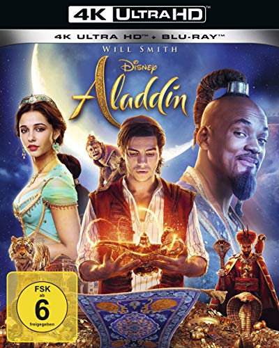 Aladdin  (4K Ultra HD)  (+ Blu-ray)