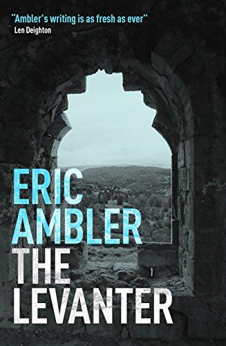 Eric Ambler Ebook