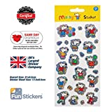 Maisy Stickers Small 9001
