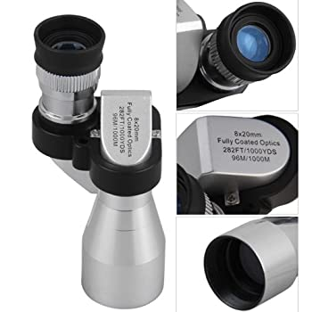 Mini Telescopio Monocular...