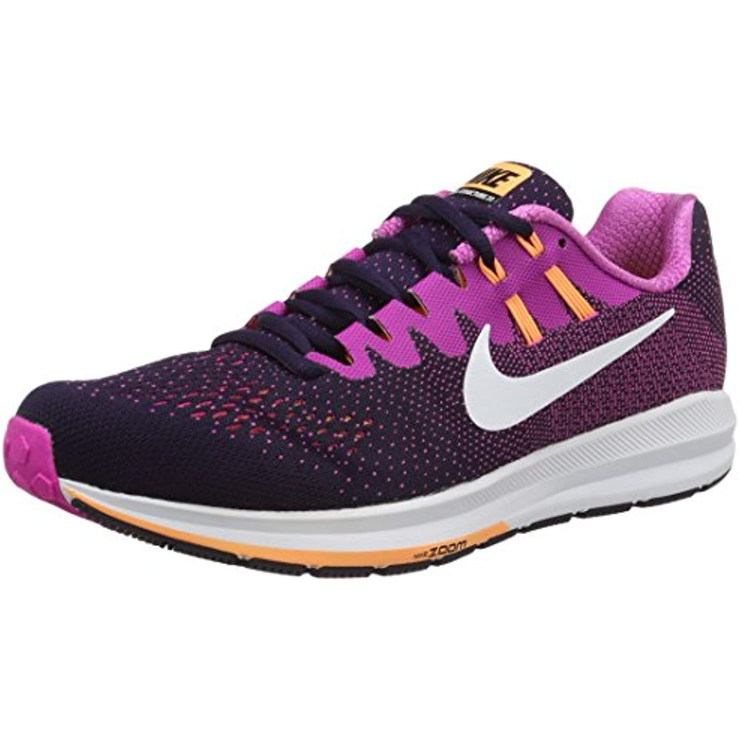 NIKE 20, Femme Air Zoom Structure 20, NIKE Chaussures de Running EntraineHommest Femme - B01LXK8TRN - 7e9359