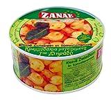 Produkt-Bild: Zanae Kleine Zwiebeln in Tomatensoße, in Öl, 2er Pack (2 x 280 g Packung)
