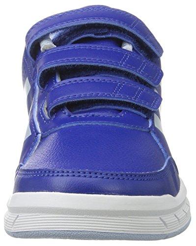 adidas Altasport, Chaussures de Gymnastique Garçon, Bleu, 31 EU Bleu (Collegiate Royal/Easy Blue/Ftwr White)