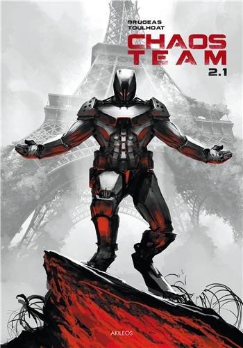 Chaos Team - Saison 2 - tome 1 (1)