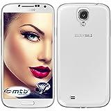 mtb more energy® Schutz-Hülle Clear & Slim für Samsung Galaxy S4 (GT-I9500... , 5.0'')   transparent   flexibel   TPU Case Schutz Hülle Tasche