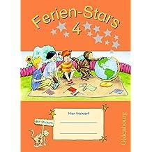 Ferien-Stars 4. Schuljahr. Übungsheft: Mit Lösungen