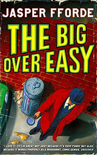 The Big Over Easy (Nursery Crime Adventures)