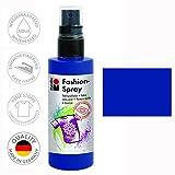Marabu Fashion-Spray, 100ml, Nachtblau [Spielzeug]