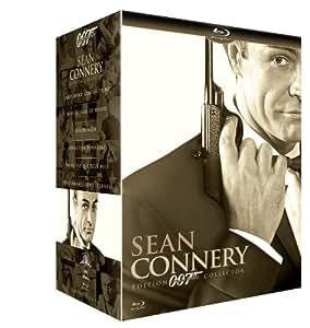 La Collection James Bond - Coffret Sean Connery [Blu-ray]