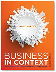 Business in Context