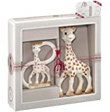 Sophie La Girafe Mi Primer Set + Anillo De Dentición 100% Natural