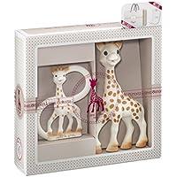 Sophie la Girafe Gift - Mi primer set + chupete 100% natural