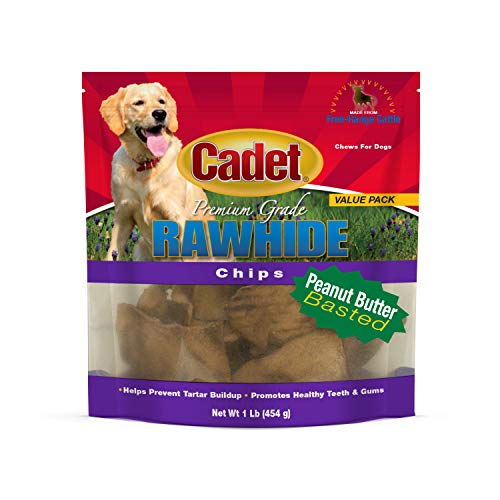 Bild von: IMS Trading 10063-16 Peanut Butter Raw Chips for Dogs by IMS Trading