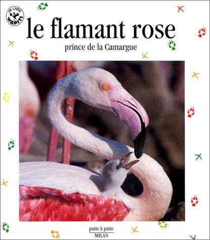 Le flamand rose. Prince de la Camargue