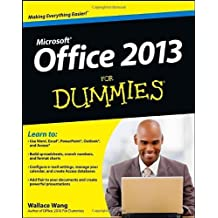 Office 2013 For Dummies by Wallace Wang (2013-03-04)