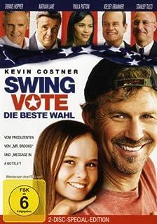 Swing Vote - Die beste Wahl [Special Edition] [2 DVDs]