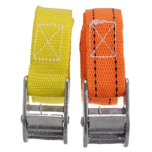 4Metall Cam Schnalle Tie Down Strong Nylon Lock Gurt Gepäck Cargo Lash Gürtel, 3,1x4.9cm (Schnalle Tie-down)