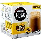 Nescafé Dolce Gusto Ricoré Latte, caffè con cicoria Gusto, di capsule per caffè, 16capsule