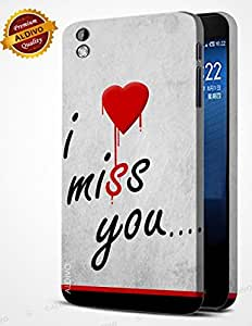 alDivo Premium Quality Printed Mobile Back Cover For HTC Desire 816 / HTC Desire 816 Back Case Cover (MKD316)