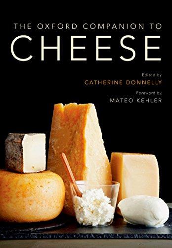 The Oxford Companion to Cheese (Oxford Companions)