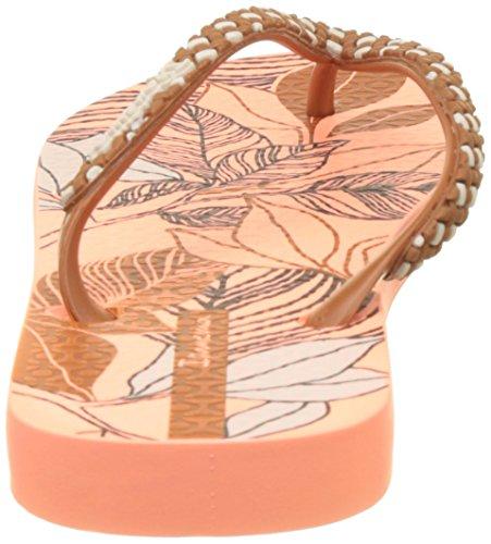 Ipanema Damen Fashion Fem Zehentrenner Orange (Orange/Brown)