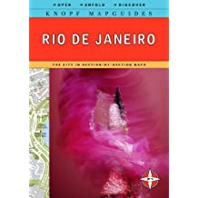 Knopf MapGuide: Rio de Janeiro (Knopf Map Guides)