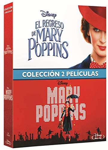 Pack: Mary Poppins + El R