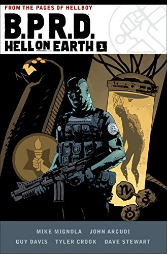 B.P.R.D. Hell on Earth Volume 1 (English Edition)