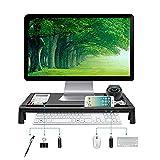 Supporto per Monitor, porte USB, hub USB, supporto per monitor con 3 porte USB.