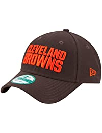 New Era Men's The League 9Forty Cleveland Browns Offical Team Colour Baseball Cap