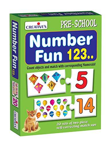 creative educational aids number fun 123 - 519CCsLxKWL - Creative Educational Aids Number Fun 123
