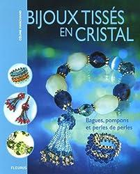 Bijoux tissés en cristal : Bagues, pompons et perles de perles