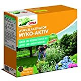 Cuxin 4 Kg Wurzelaktivator für ca. 80 m²⎜Myko Aktiv ⎜für Stecklinge, Gemüse, Kräuter und alle Gartenpflanzen