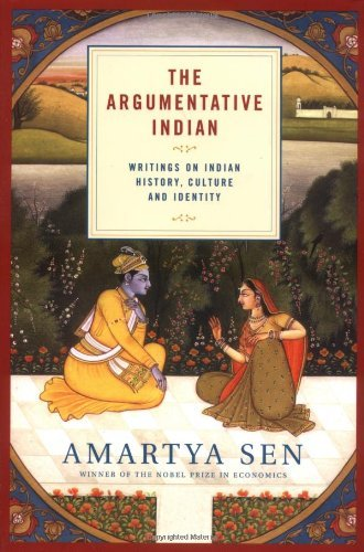 Portada del libro The Argumentative Indian: Writings on Indian History, Culture and Identity by Amartya Sen (2005-10-12)
