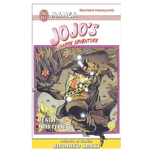 Jojo's Bizarre Adventure, tome 18 : Death Thirteen
