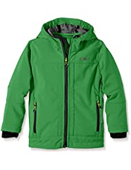CMP - F.lli Campagnolo Softshelljacke - Soft shell para niño, color verde (irish-smoked), talla 152 cm