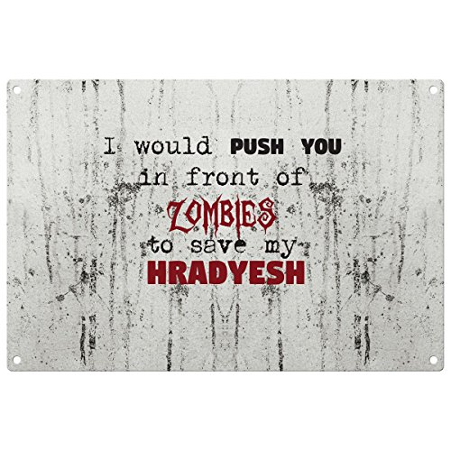 save-my-hradyesh-from-the-zombies-vintage-decorative-wall-plaque-ready-to-hang