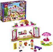 LEGO Friends Heartlake City Park Café 41426 building set with 2 mini-dolls and accessories, Toy for Kids 6+ ye