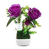 Snatchcz Rose Künstliche Blumen Dekoration Blume Anordnung Pastoralen Stil Simulation Blume Hochzeit Liefert Simulationsanlage